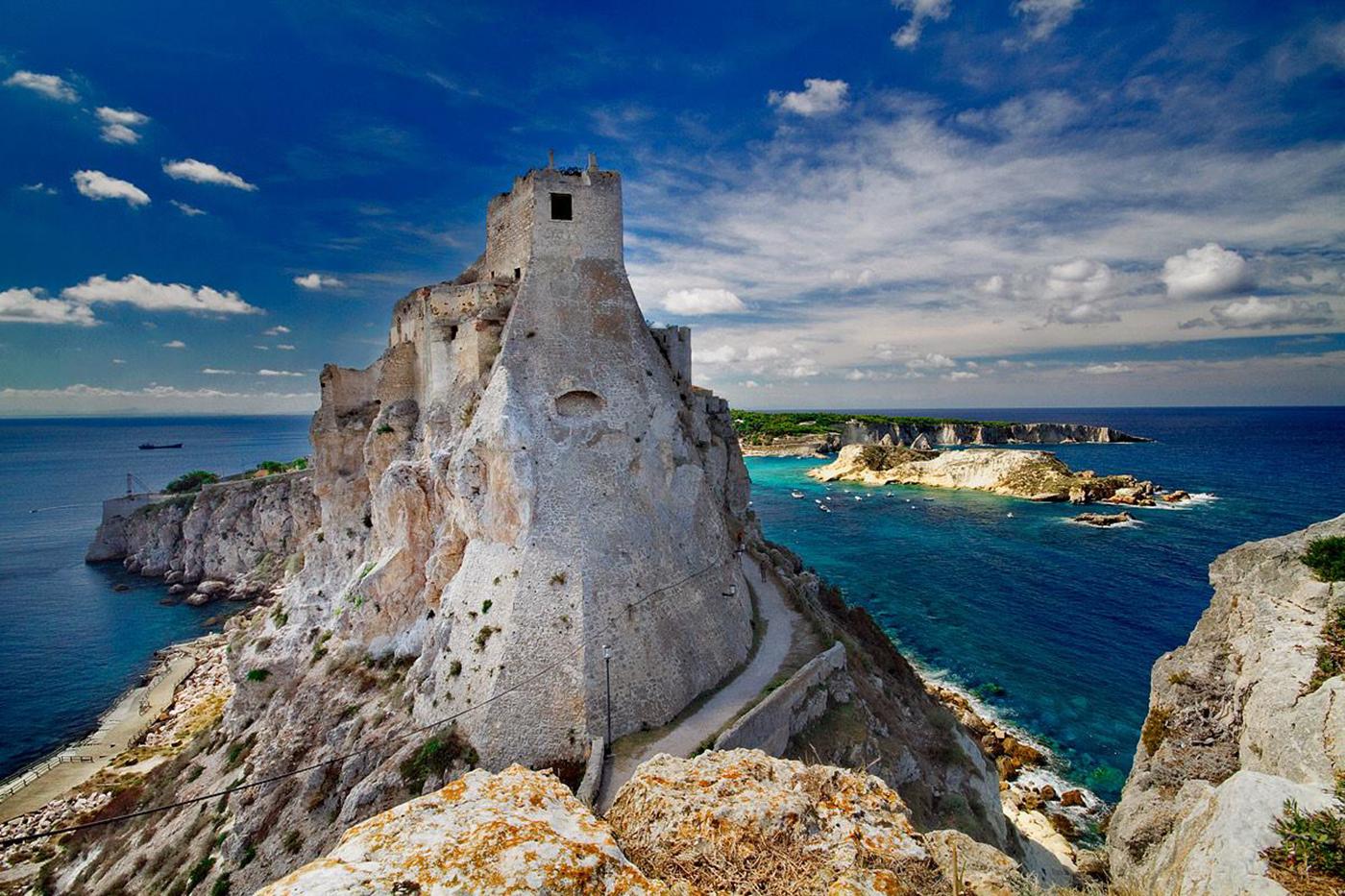 Isole Tremiti Locanda San Giorgio Termoli Molise Abruzzo mare