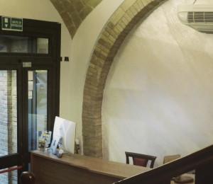 Locanda San Giorgio Termoli camere reception